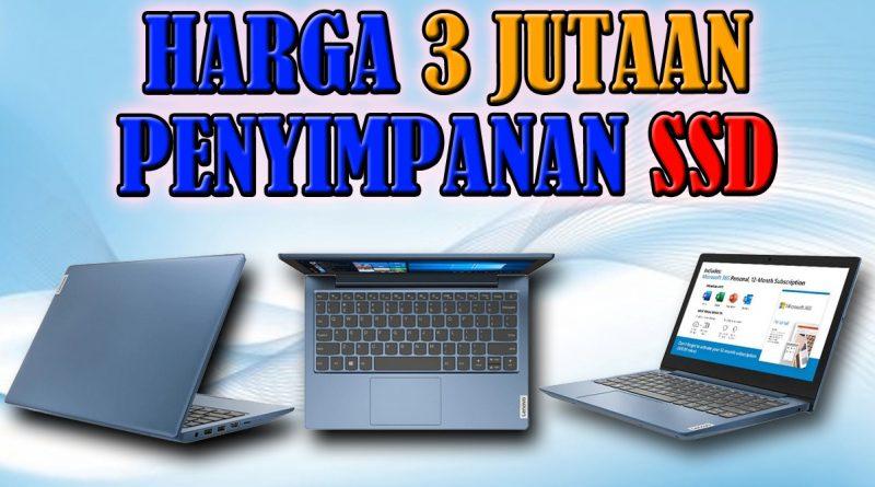 laptop ssd murah