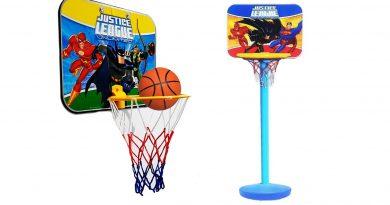 mainan bola basket anak