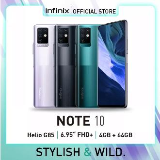 Infinix Note 10