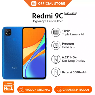 Redmi 9C 4/64